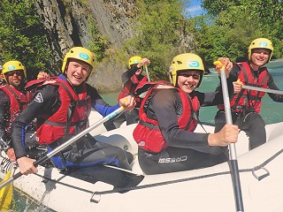 Watch this. Outdoor Instructor Training for 16-19 year olds