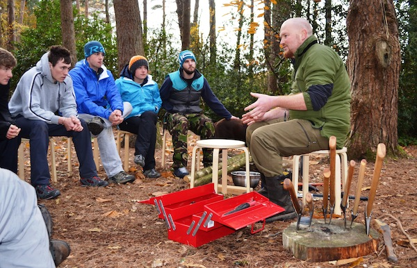 Bushcraft Lesson