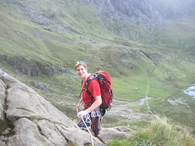 Simon Payne Outdoor Instructor