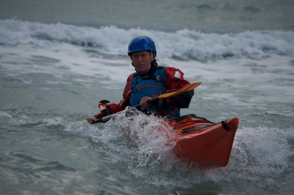 Kayaking in Swanage