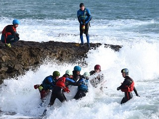 A Brief History of Coasteering...