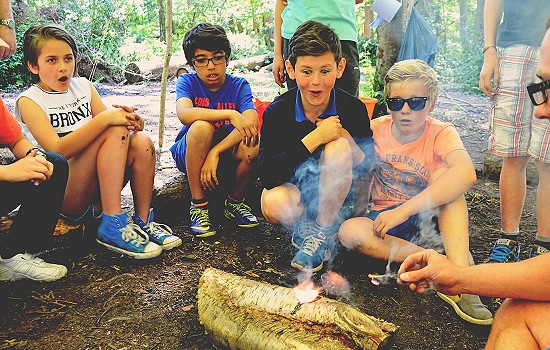 Family Bushcraft Survival Skills