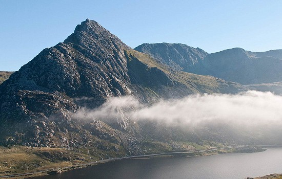 Mountain Leader Training Tryfan