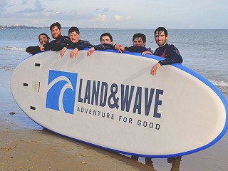 Land & Wave: 2008 – Present Day!