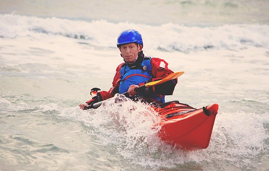 Sea Kayak Leader Assessment Dorset