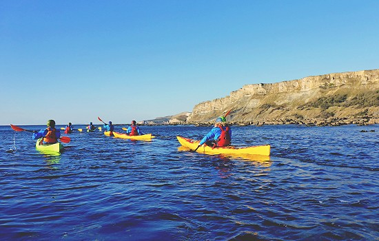 Sea Kayak Leader Assessment Swanage
